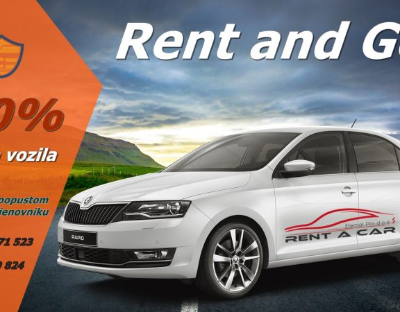 Rent and Get - Rent a Car Tuzla